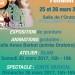 7ème salon du livre féminin de La Rochelle 25-26/03/2017