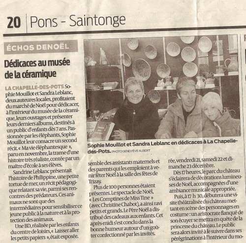 Article Sud Ouest 20122012.jpg